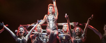 Photos: First Look at Deborah Cox In THE BODYGUARD