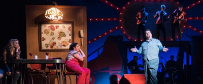 BWW Review: HIT HER WITH THE SKATES at Hamilton Stage is an Exciting New Musical