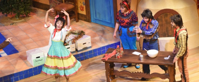 BWW Review: A VERY HAIRY JAVELINA HOLIDAY at Childsplay
