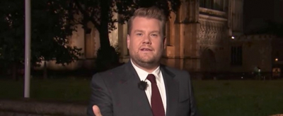 VIDEO: James Corden Celebrates London & Shares Thoughts on Recent Tragedies