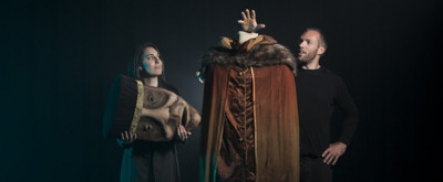 Victorian Opera Presents New SLEEPING BEAUTY With 27 Life-Sized Puppets, March 11-18
