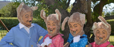Artscape Theatre Foyer Hosts THE TALE OF PETER RABBIT This April Holiday