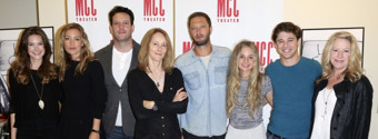BWW TV Exclusive: Go Inside the First Day of Rehearsal for MCC's LOST GIRLS