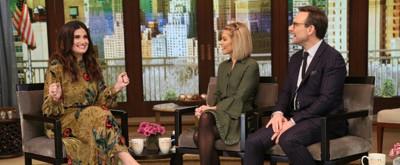 VIDEO: Idina Menzel Talks Singing 'Wind Beneath My Wings'; Recalls Wedding Singer Days on LIVE
