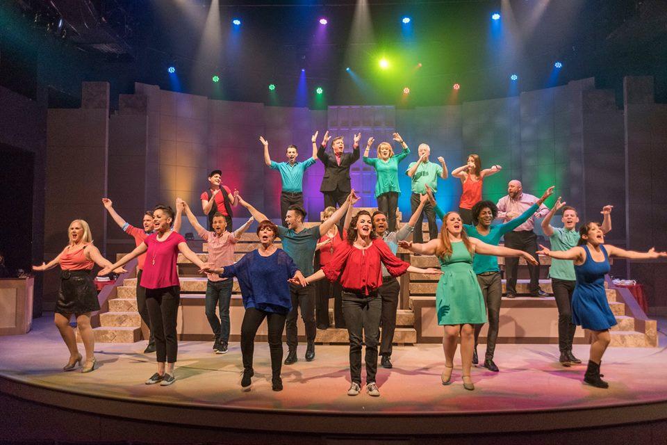 BWW Review: BROADWAY OUR WAY at Kalita Humphrey's Theater