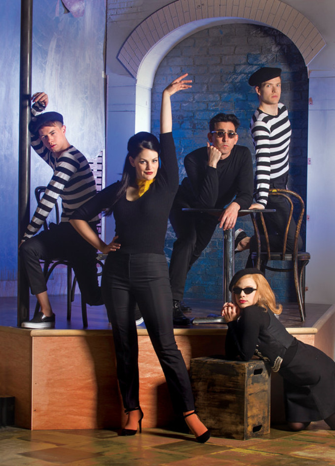 BWW Review: BEATSVILLE:THE BEATNIK MUSICAL at Asolo Repertory Theatre