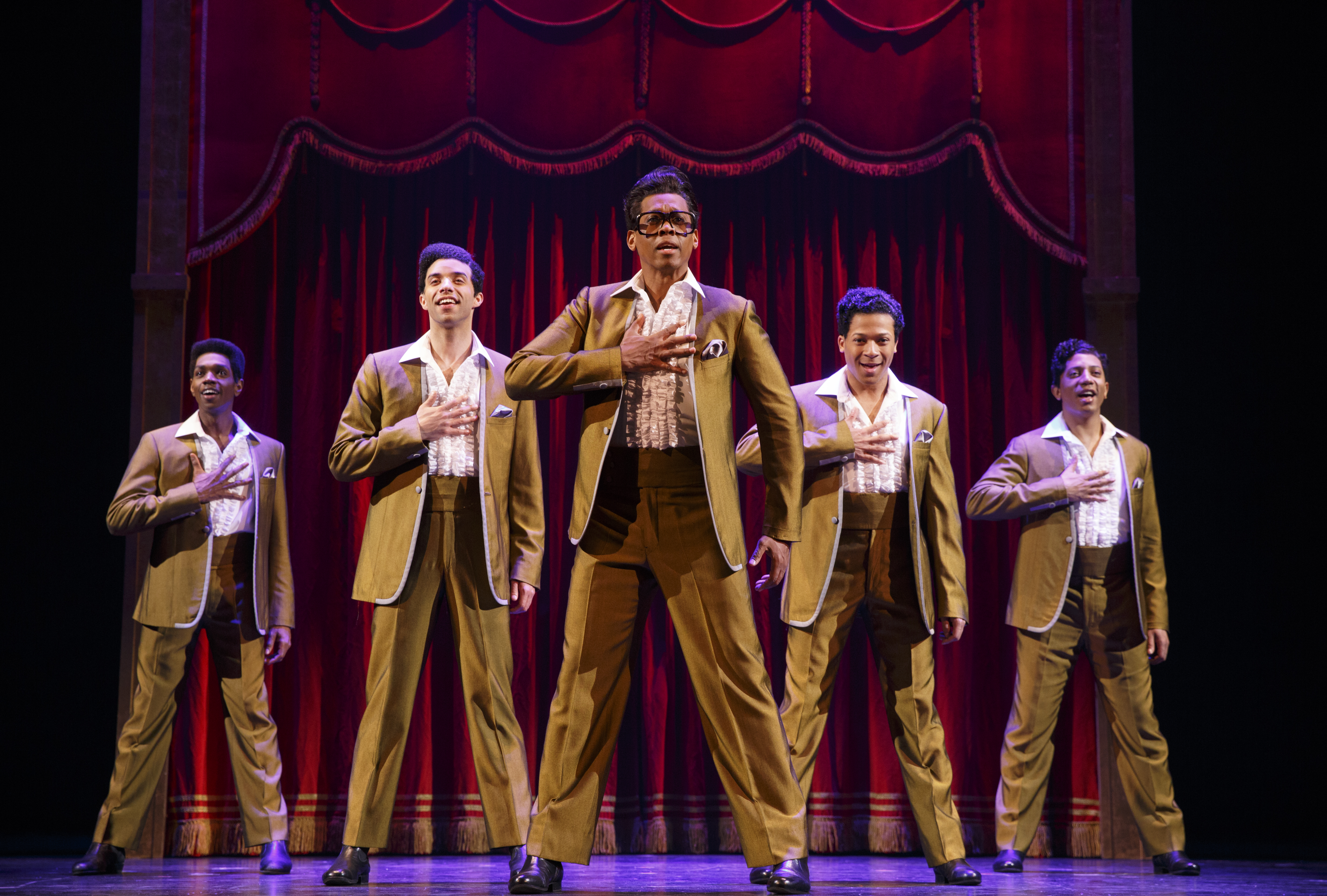 BWW Review: 'Dancing in the Street' with MOTOWN THE MUSICAL at Old National Centre