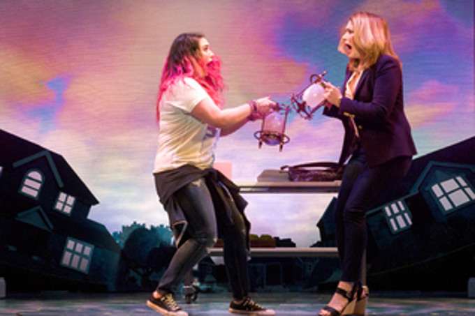 BWW Review: FREAKY FRIDAY at Cleveland Play House