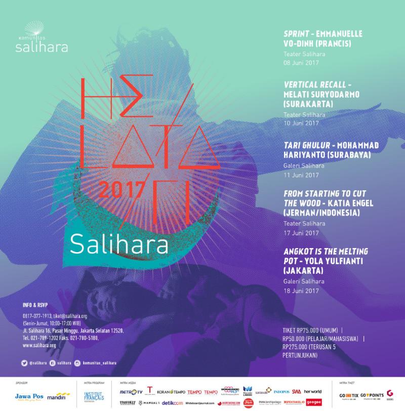BWW Feature: HELATARI SALIHARA 2017