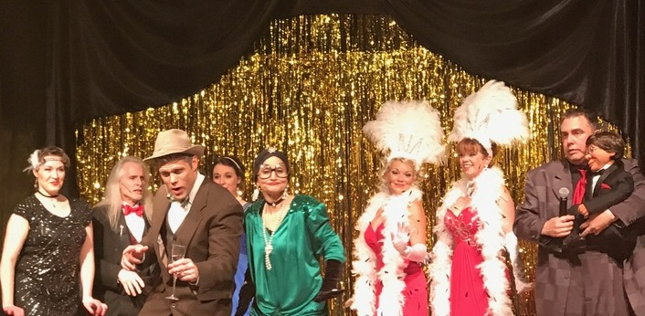 BWW Review: A VAUDEVILLE FIASCO at The Other Side