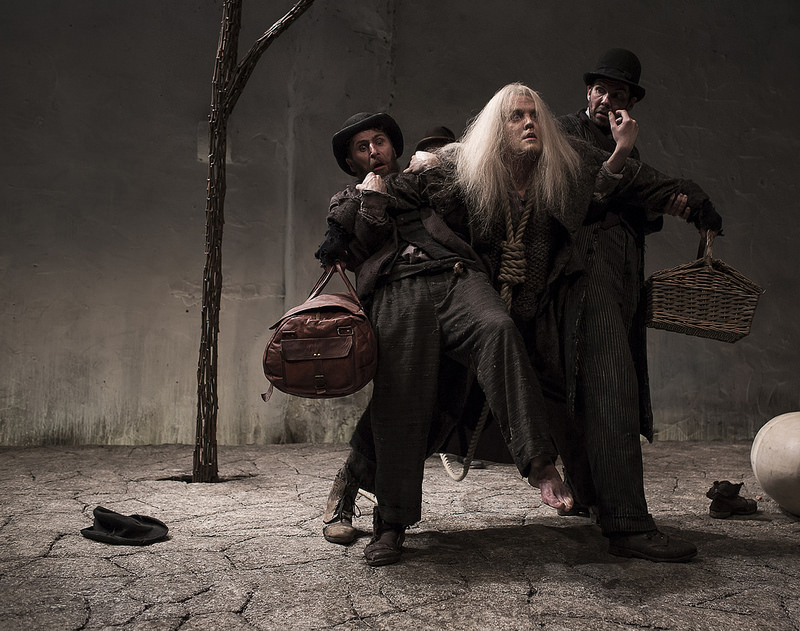 BWW Review: WAITING FOR GODOT Tops Spoleto's Edgy Theatre Lineup