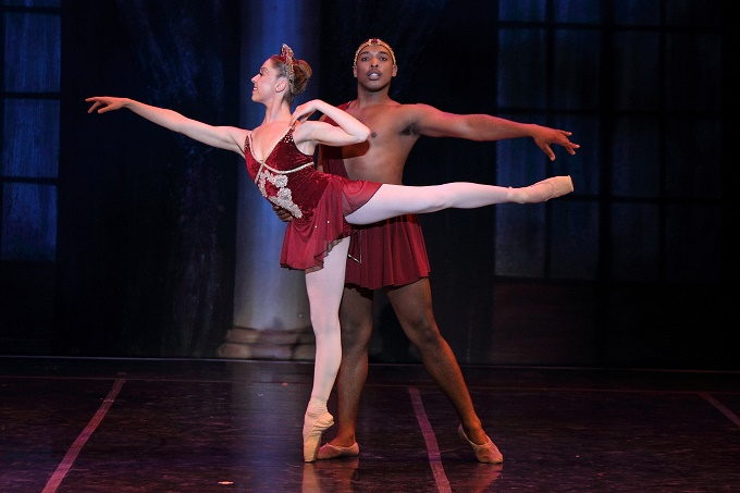 Cape Town City Ballet Presents SUMMER CLASSICS at the Masque Theatre