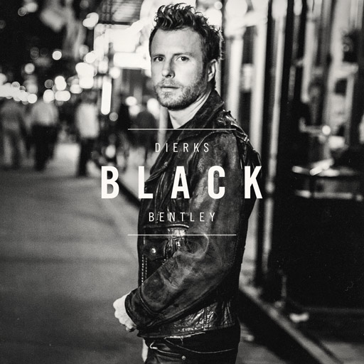 CMT to Celebrate New Dierks Bentley Album 'Black' with Special Takeover Weekend