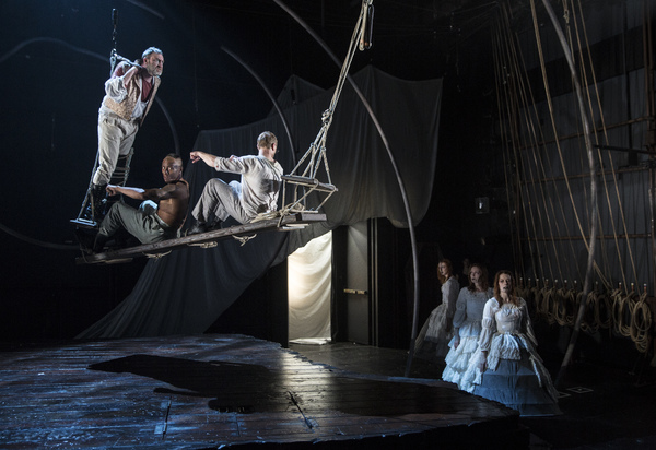 BWW Review: MOBY DICK at Alliance Theatre