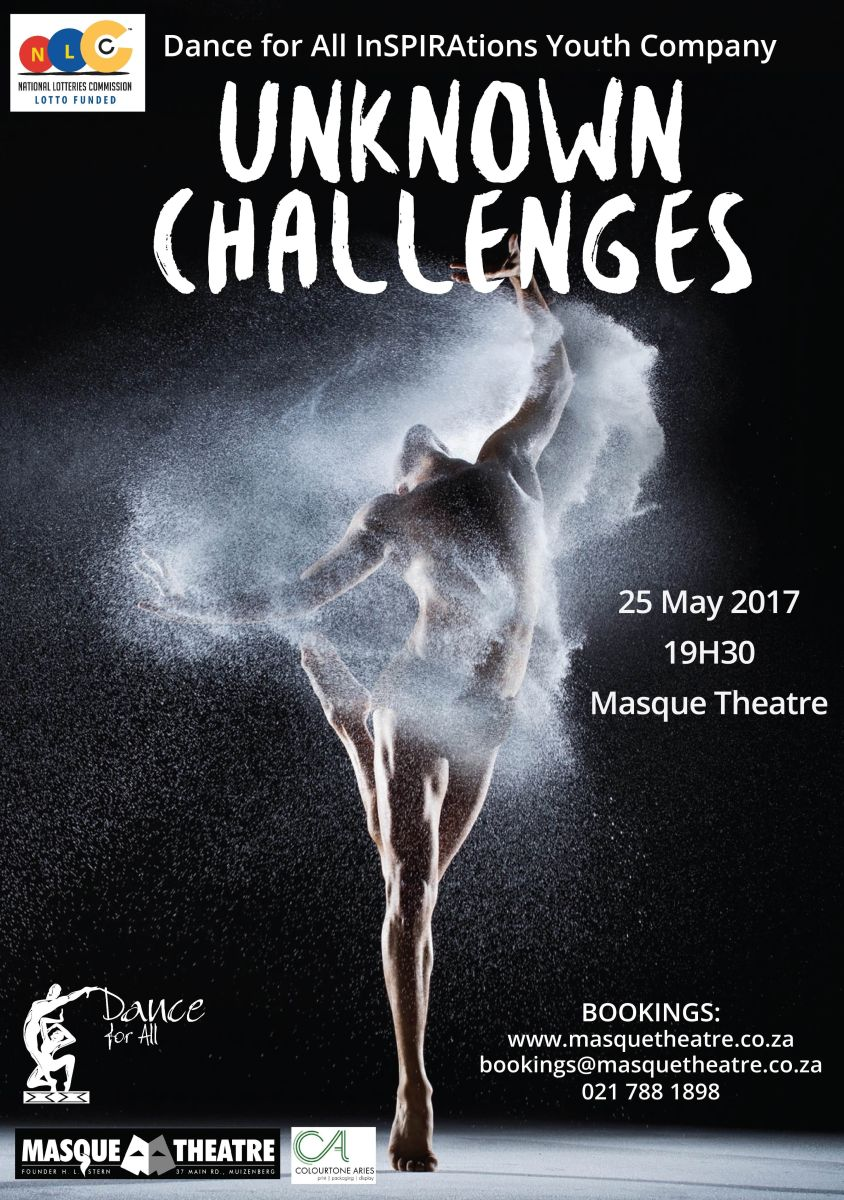 Dance for All Brings UNKNOWN CHALLENGES to The Masque Theatre