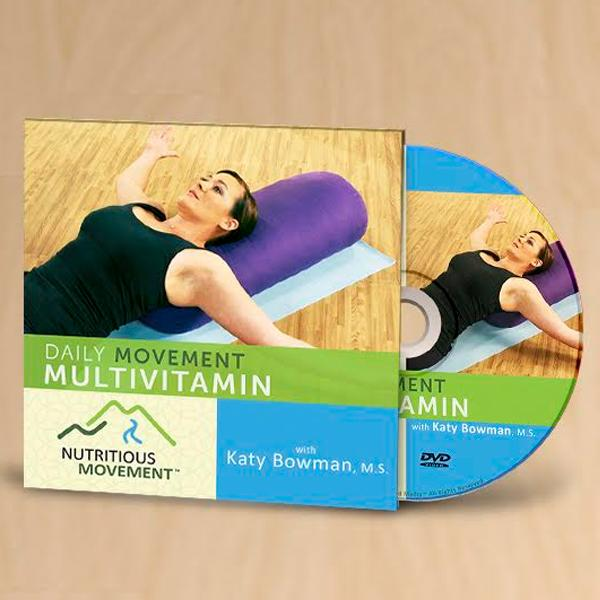 Charlotte S Fitness Dvd Reviews: BWW Review: NUTRITIOUS MOVEMENT DVDS By Katy Bowman