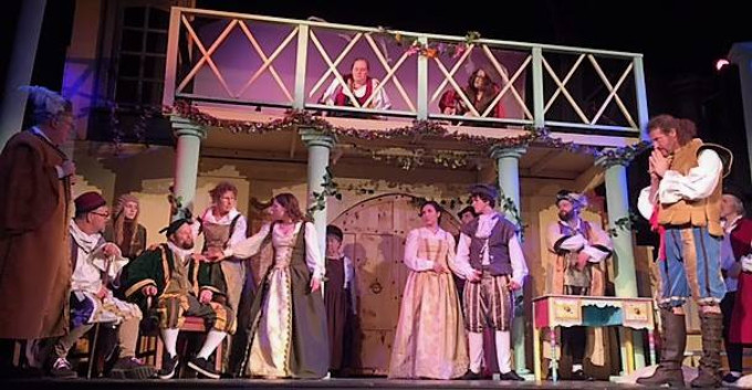BWW Interview: John Willey of THE TAMING OF THE SHREW at The Chocolate Church Arts Center