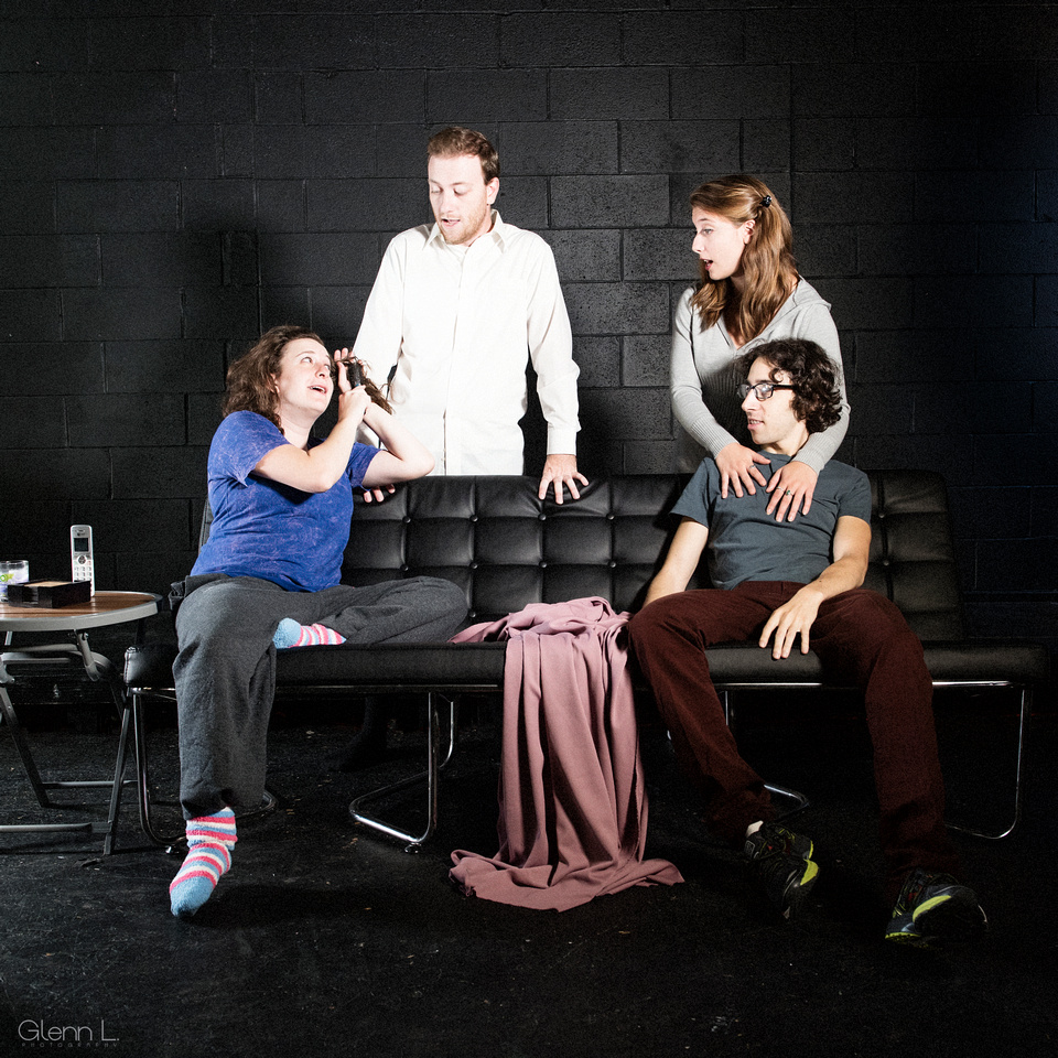 BWW Review: BAD JEWS at Black Box Performing Arts Center Of Teaneck, NJ