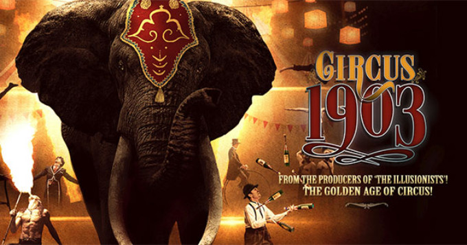 BWW Feature: 'Circus 1903': Death-defying humans ... and puppet elephants!