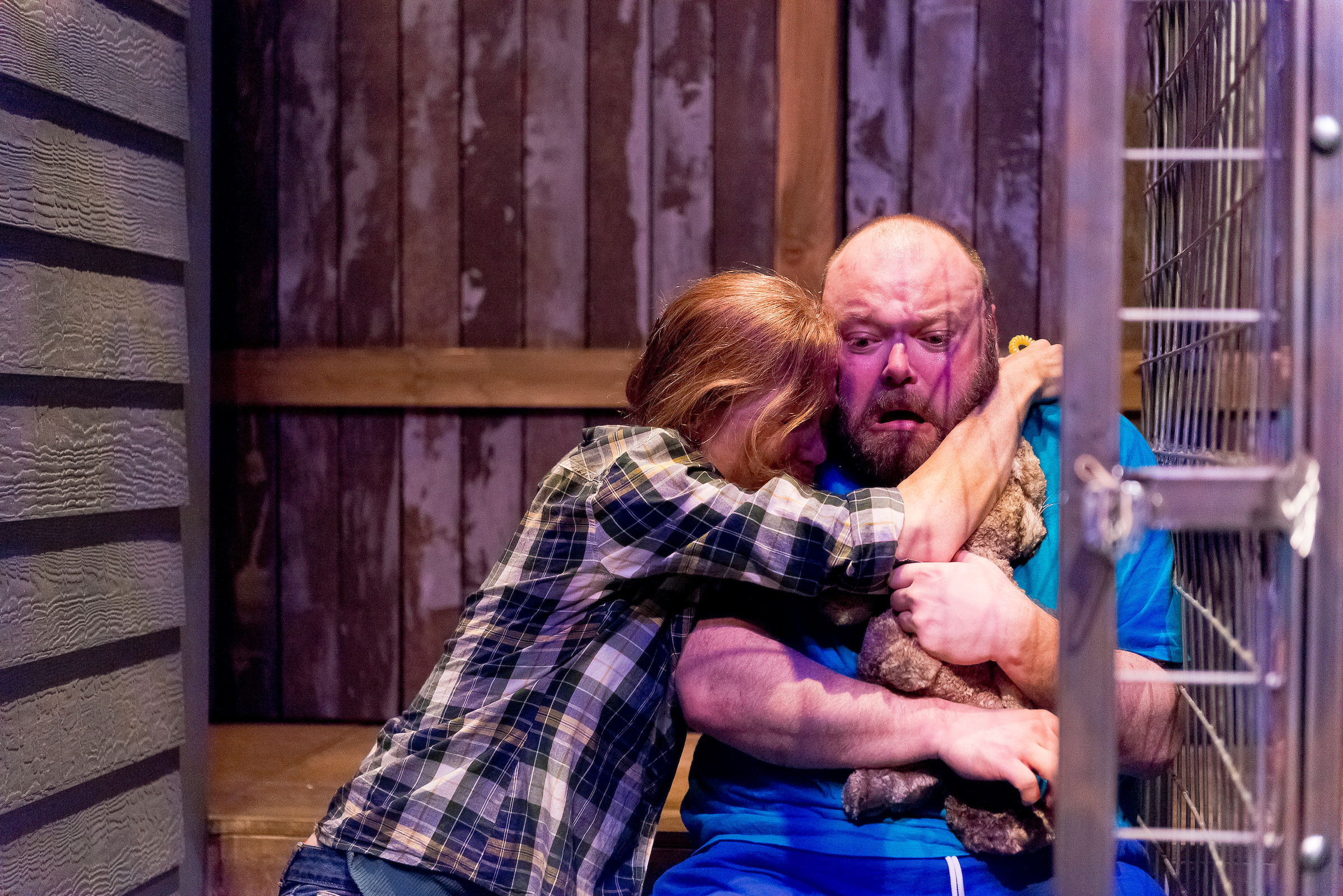 BWW Review: TREVOR Monkeys Around at Catastrophic Theatre
