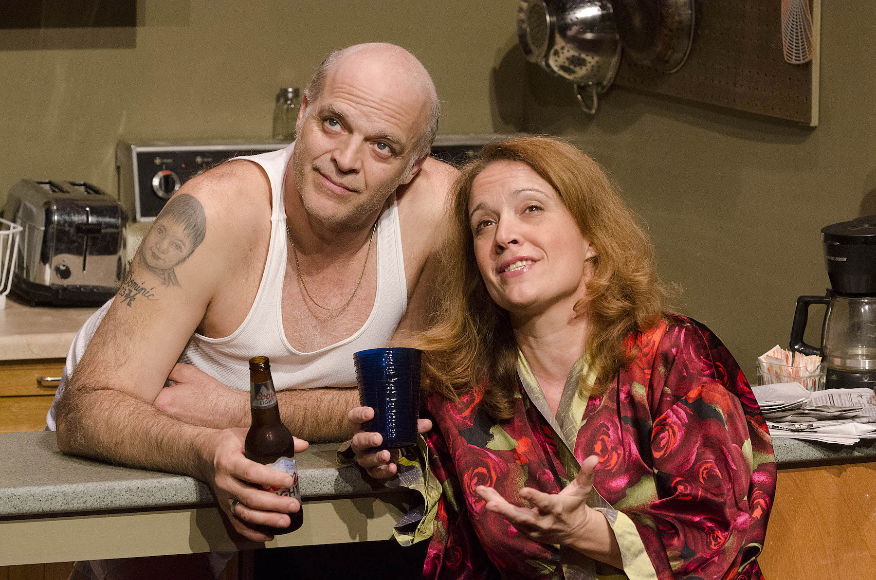 Bww Review Frankie And Johnny In The Claire De Lune At