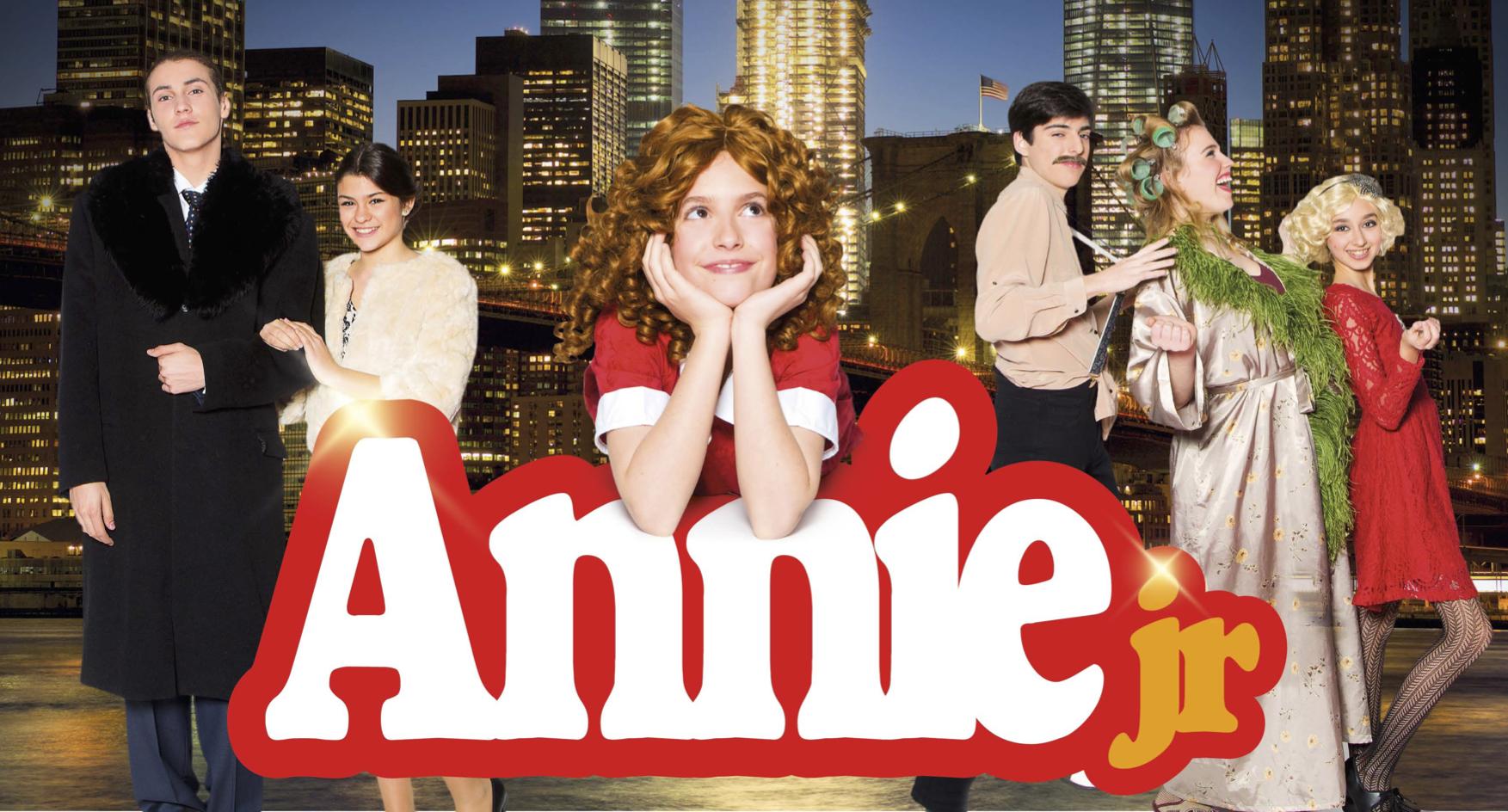 El musical ANNIE JR. se estrena en el teatro Reina Victoria