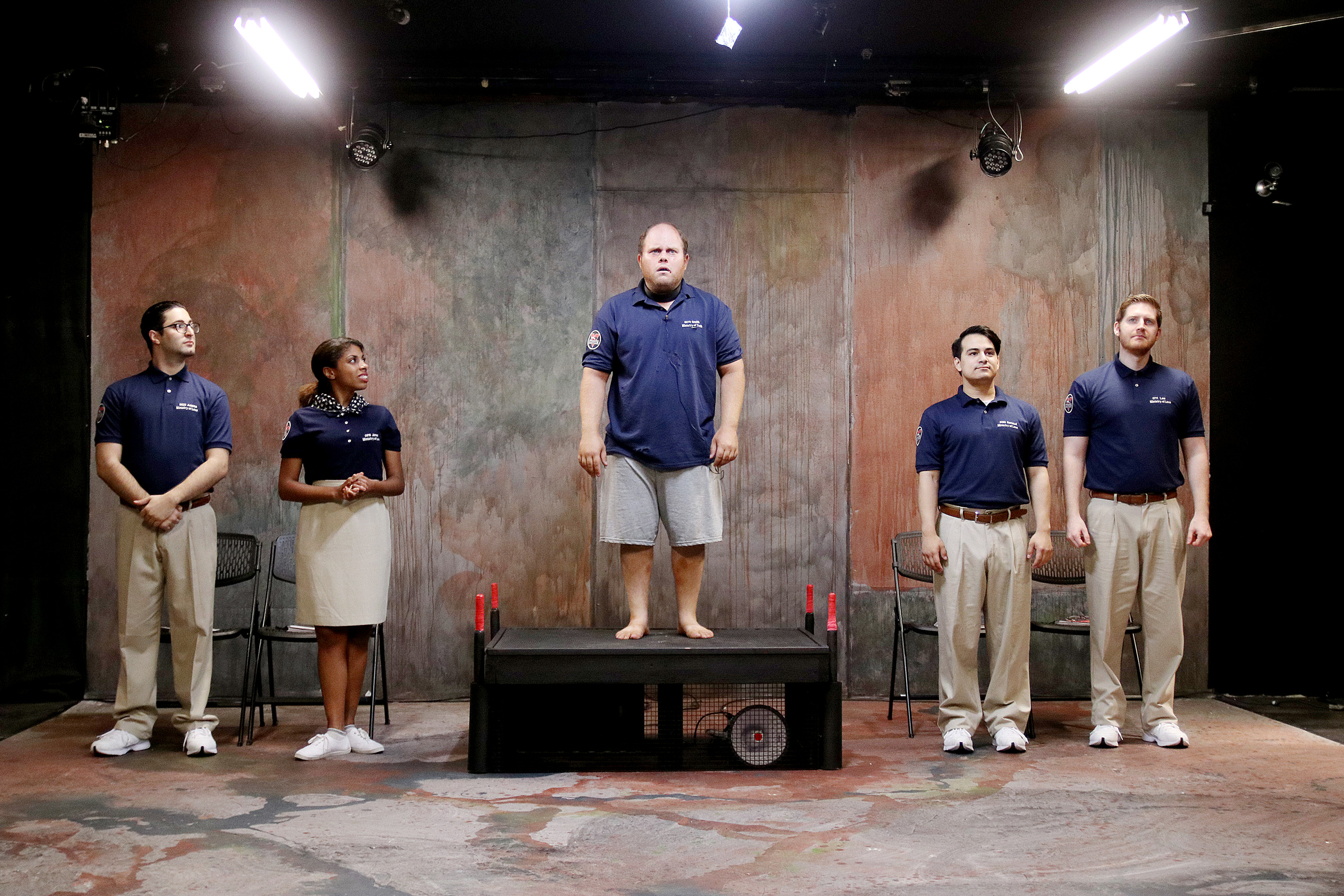 BWW Review: 1984 is Doubleplusungood at Obsidian Theater