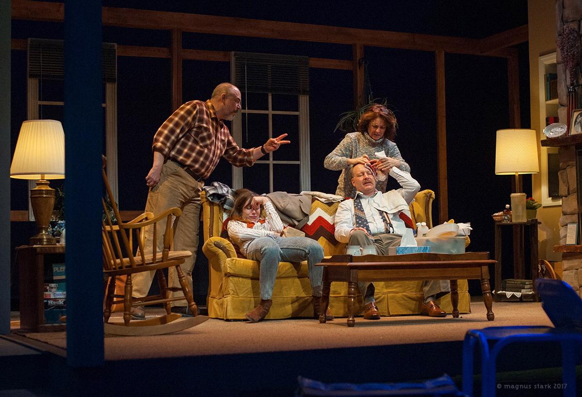 BWW Review: PAPERMAKER at Penobscot Theatre - Bangor, ME