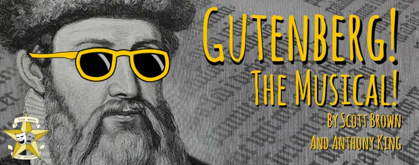 BWW Review: GUTENBERG! THE MUSICAL! at Tarrant Actors Regional Theatre