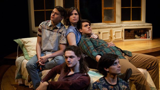 BWW Review: LOST GIRL Shines at UT Theatre And Dance