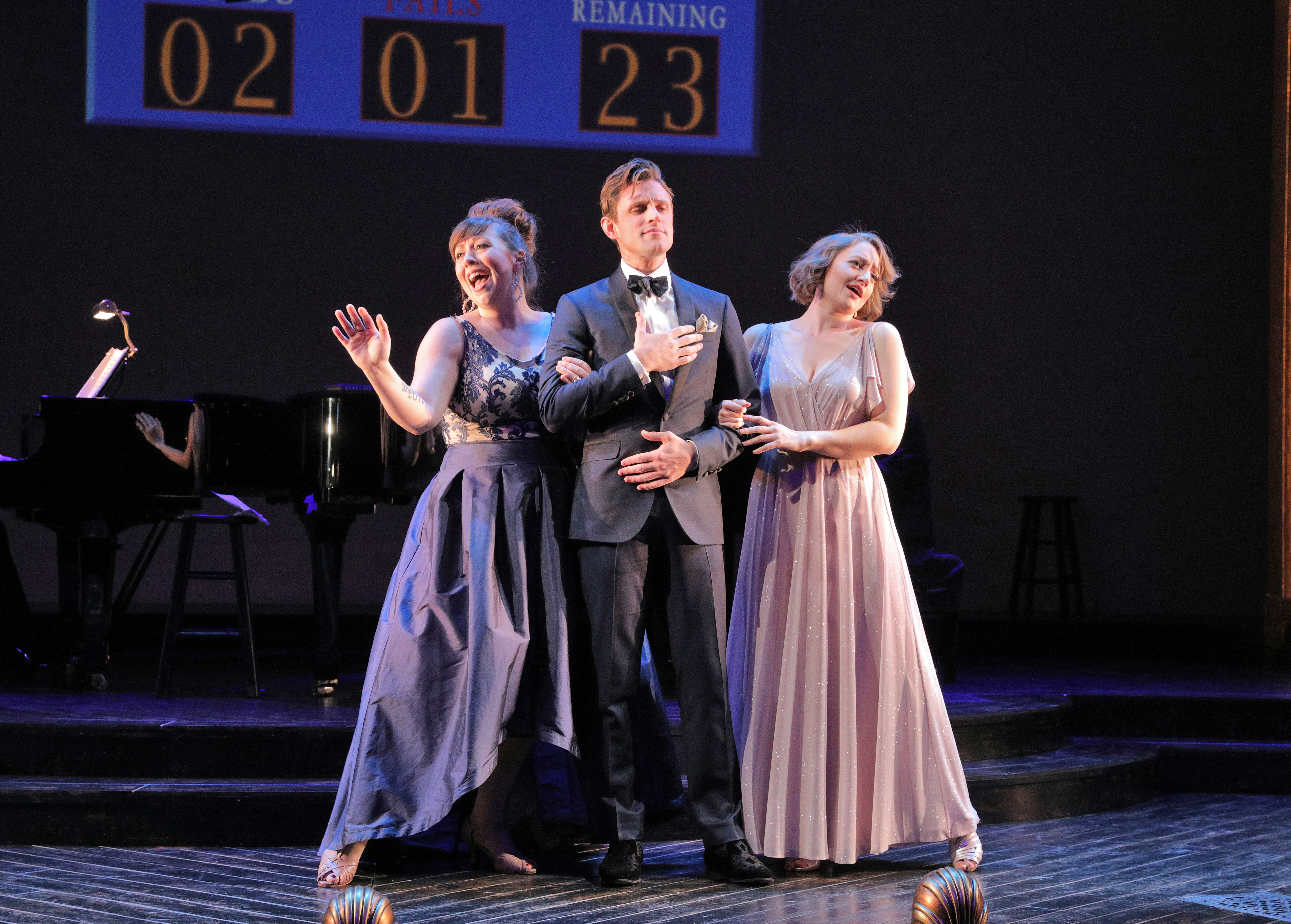 BWW Review: SIDE BY SIDE BY SONDHEIM at Kansas City Repertory Theatre