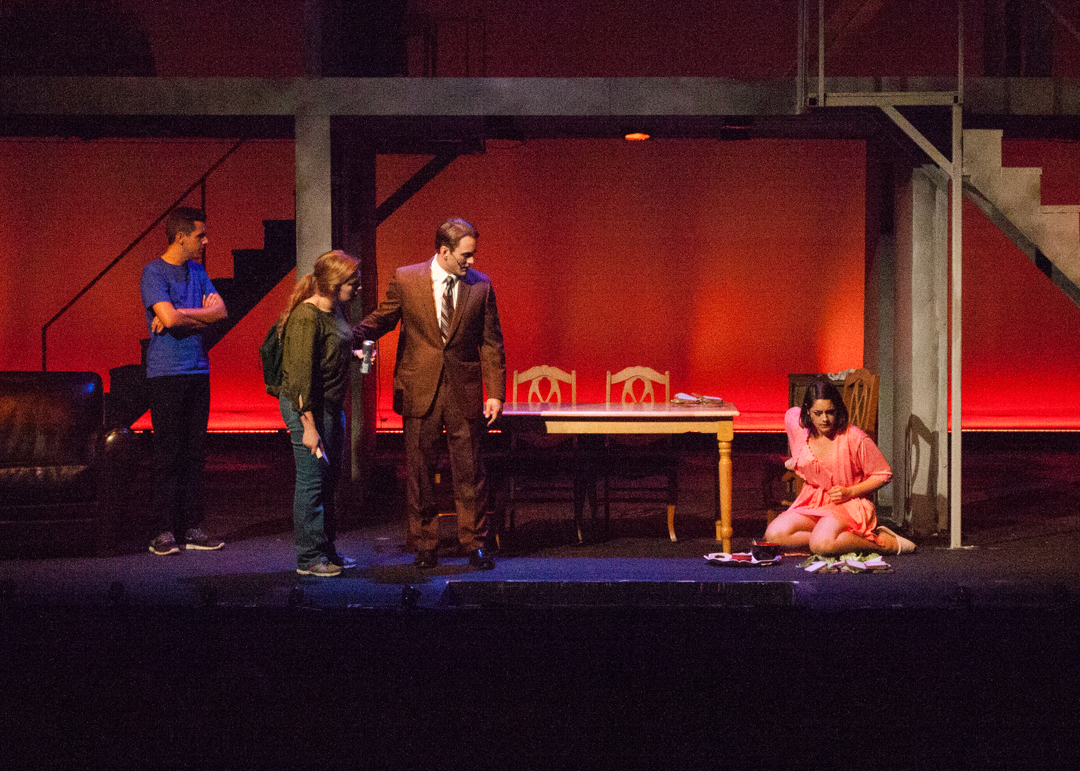 BWW Reviews: NEXT TO NORMAL at Theatre Baton Rouge