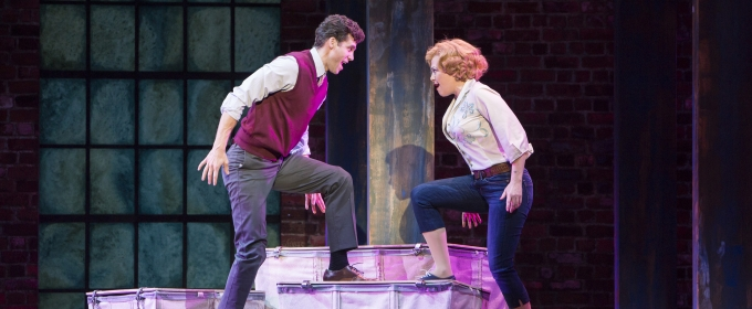 Photo Flash: First Look at Billie Wildrick, Josh Davis and More in 5th Avenue's THE PAJAMA GAME