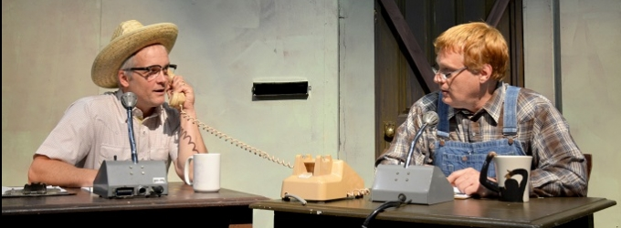BWW Reviews: GREATER TUNA Finds Humor in the Dark Side of Small Towns at Theatre Harrisburg