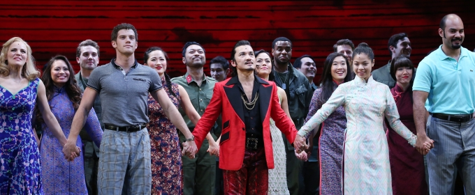 Photo Coverage: She's Back! MISS SAIGON Takes Opening Night Bows on Broadway!