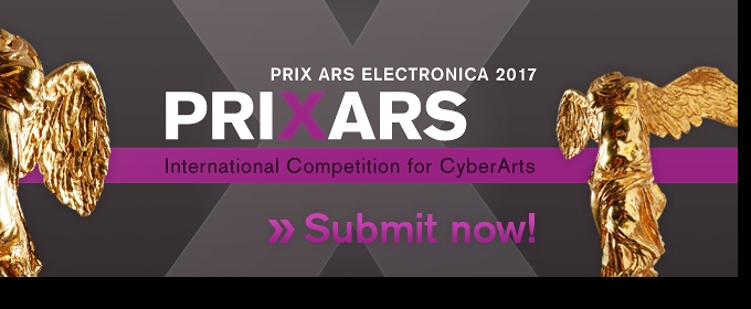 Entries for 2017 Prix Ars Electronica are Now Being Accepted