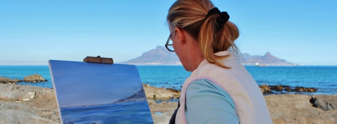BWW Blog: Art to Market: Taking Your Art From Easel to Market by Paul Gilbert