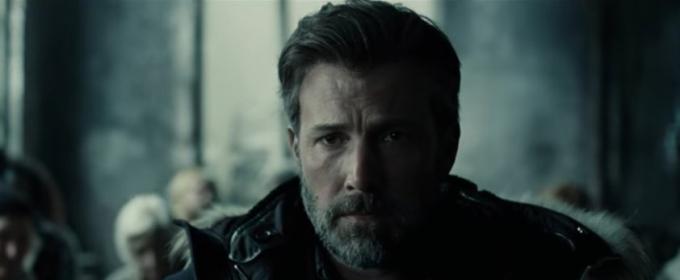 VIDEO: First Look - Ben Affleck is Batman in JUSTICE LEAGUE Teaser Trailer