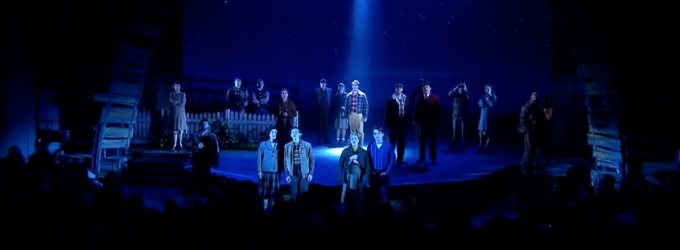 STAGE TUBE: Watch Highlights of Kyle Selig and More in OCTOBER SKY at The Old Globe