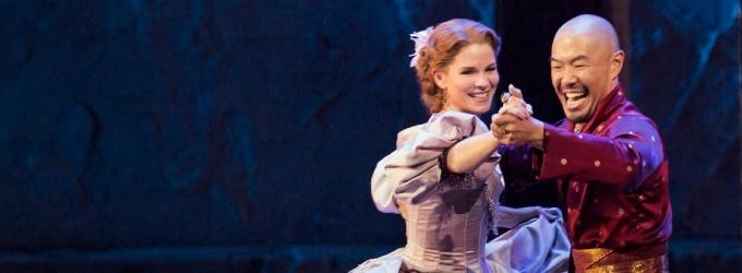 Photo Flash: Hoon Lee Joins Tony Winner Kelli O'Hara in THE KING AND I on Broadway!