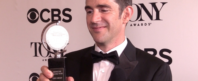 Tony Talk: Best Choreography, BANDSTAND's Andy Blankenbuehler