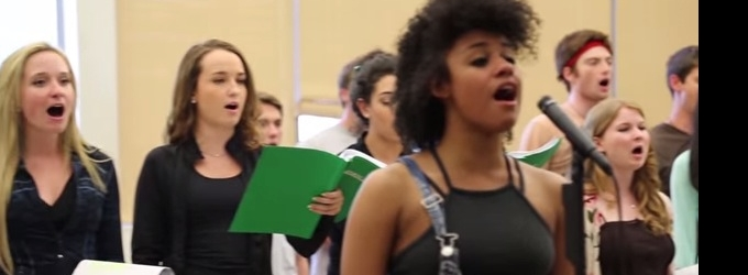 STAGE TUBE: Behind-the-Scenes of CRT's LES MISERABLES Starring Terrence Mann