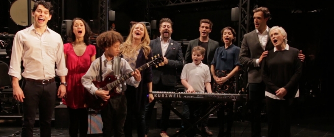 BWW TV: Andrew Lloyd Webber's Four Broadway Casts Unite for a Special Birthday Message!