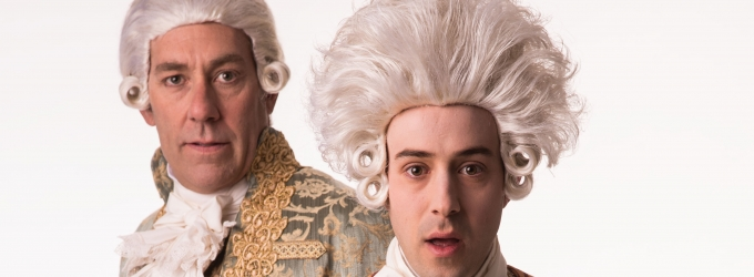 Review: AMADEUS and CHARLEY'S AUNT