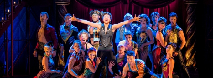 BWW Review:  PIPPIN
