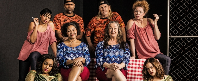 BWW Review:  Well Done BARBECUE Lights Up Cleveland Public Theatre