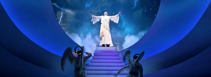 All His Heavenly Hosts! Meet the Full Cast of AN ACT OF GOD, Opening Tonight on Broadway