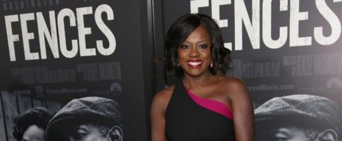 FENCES' Viola Davis Wins Golden Globe Award for Best Supporting Actress
