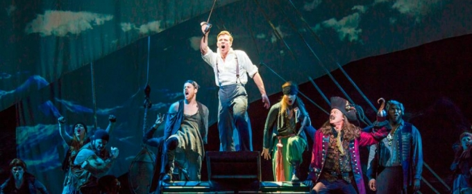 BWW Review: FINDING NEVERLAND Soars at Fox Cities P.A.C.