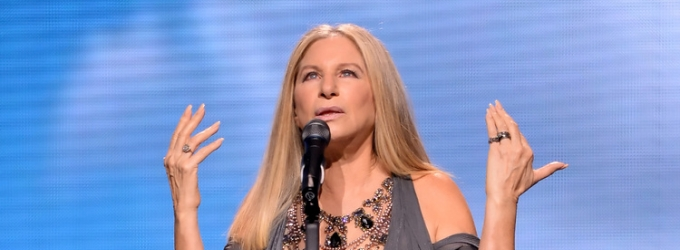 Breaking News: Barbra Streisand Will Take Concert Tour to Florida, Texas